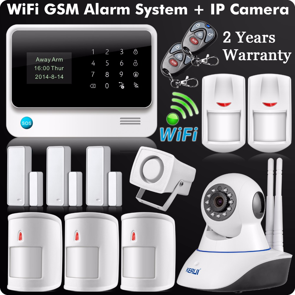 Top 10 Wireless Alarm Systems