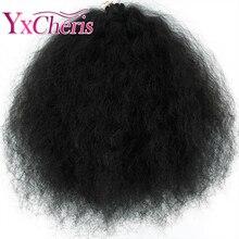 Синтетические косички Marley крючком пушистые волосы Омбре мягкие косички 18 дюймов плетение наращивание волос
