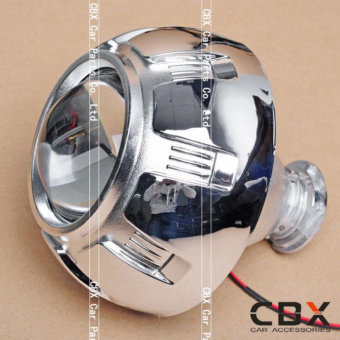 3 Inç hid Q5 Koito için Projektör Lens Örtüsü HL G2 HL G3 HL G4 - Araba Farları - Fotoğraf 4