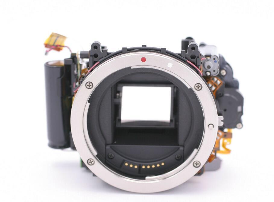 Nouveau pour Canon pour EOS 77D pour EOS 9000D boîtier miroir pour appareil photo avec élément d'obturation pièce de rechange