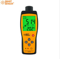 Carbon Dioxide Gas Handheld Detector CO2 Detectors 0 5000PPM