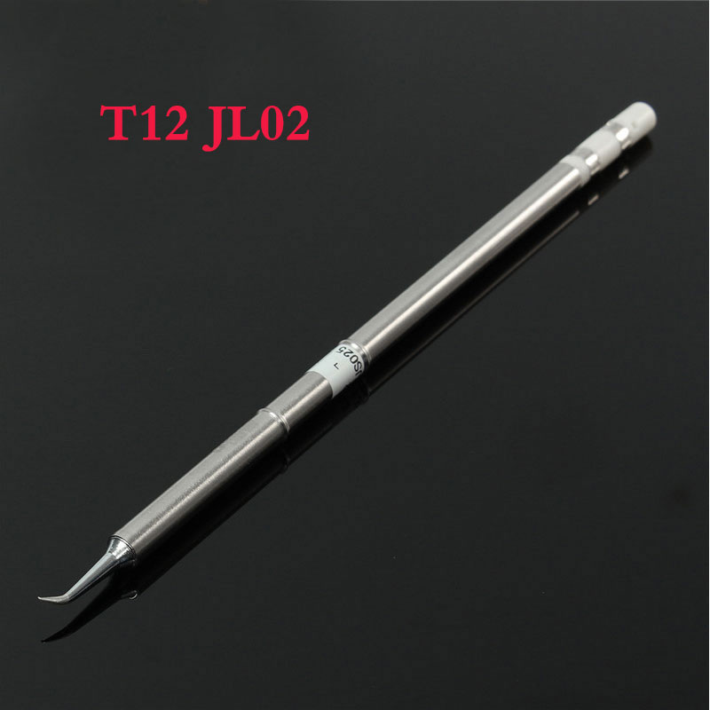 1pcs For Hakko Soldering T12-JL02 Electric Soldering Tips Iron For FX-950/FX-951 Solder Station Free Shipping