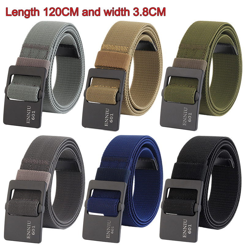 Military Equipment Combat Tactical Belts for Men Army Style Belt Metal Buckle Waist Belt Outdoor Hunting Waistband P30 in Waist Support from Sports Entertainment