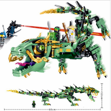 819pcs Diy Dinosaur Temple Of Airjitzu Ninjagoes Smaller Version Building Blocks Set Compatible With Legoingly Toys For Kids compatible with lego ninja 70751 2150 pcs 06022 blocks ninja figure temple of airjitzu toys for children building blocks 70603