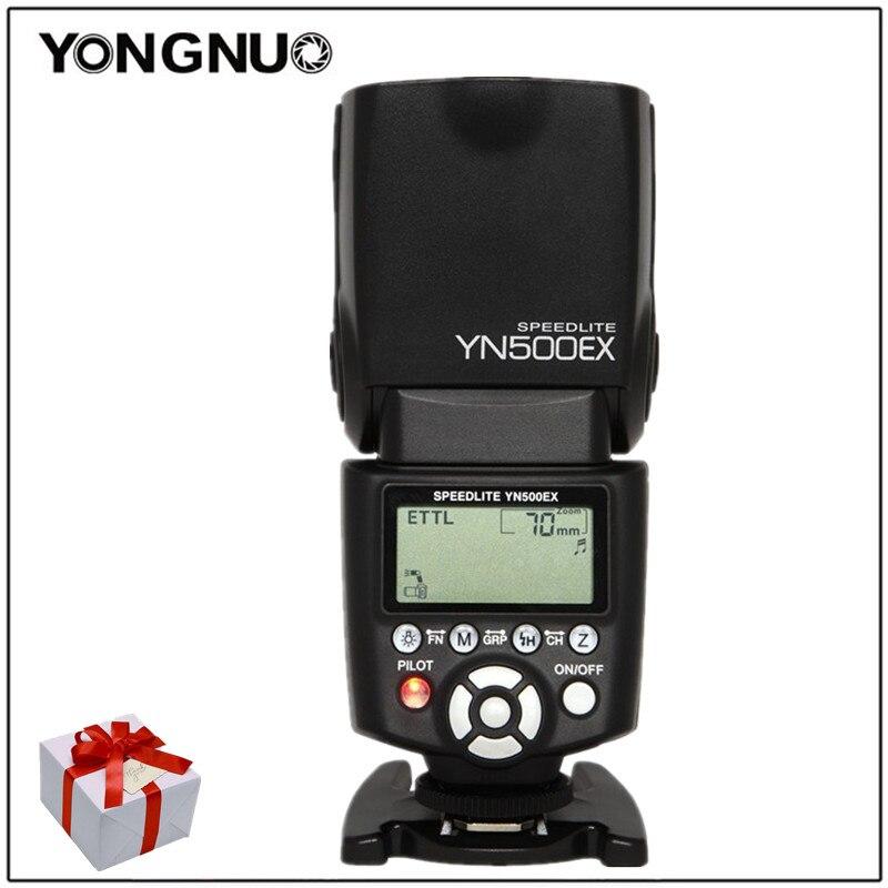 YONGNUO YN-500EX HSS TTL Flash Speedlite YN500EX for Canon D4, D3x, D3s, D3, D2x, D700, D300s, D300, D200, D7000, D90, D80 пульт ду dicom du 3000n для nikon d3x d3 d700 d300 d200 d90 d5000