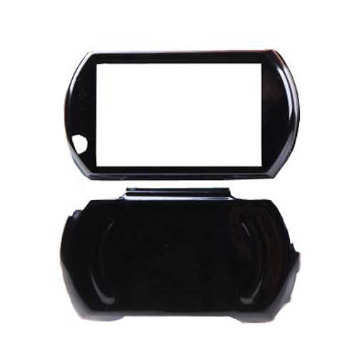OSTENT Protector Aluminum Travel Carry Hard Shell Case Cover Skin Pouch for Sony PSP GO