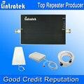 Новое Прибытие GSM Репитер 900 1800 Усилитель Booster GSM 900 DCS 1800 мГц Lintratek Dual Band Усилитель Сигнала Полный Комплект оптовая