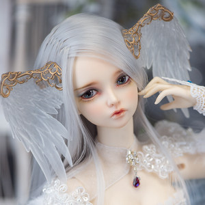 Image 1 - New Arrival Feeple60 Rendia Doll BJD 1/3 Fantastic Female Designers Wind of Hope Fairies Toys For Girls Unique Gift Fairyland