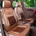 Universal Capa de Almofada Do Assento de Bambu do Carvão Vegetal Respirável Interior Pad para o Carro de Bambu do Carvão Vegetal Saudável Almofada Tampa de Assento Do Carro