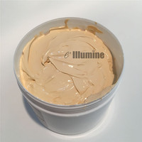 Foundation Makeup primer Ginseng White Pearl Day Cream Cheese Pearl Cream Whitening Freckle Primer Skin Care Products 200g