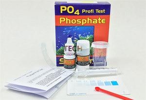 Image 5 - Kit per il Test Salifert Ca calcio Cu I2 KH Mg NH4 ammoniaca NO2 NO3 Nitriti Nitrato di Potassio PH PO4 Sr prova di acqua reef serbatoio