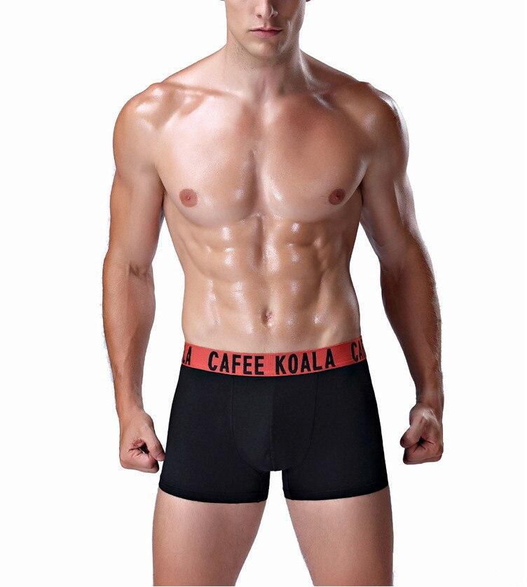 2 шт., сексуальное нижнее белье боксер самакуэка Для мужчин Шорты плюс размер однотонные Мужская одежда трусы-боксеры трусы Шорты пикантные толстяк Для мужчин s Шорты N00073