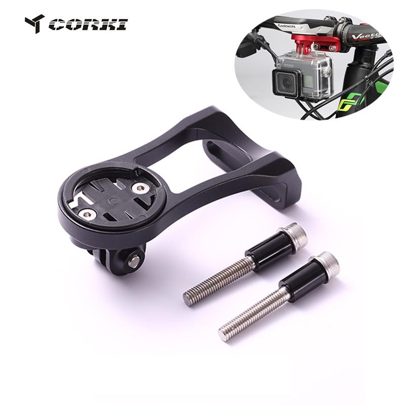 Hot Bicycle Bike Computer Handlebar Holder Mount For Garmin Edge Fixed Support