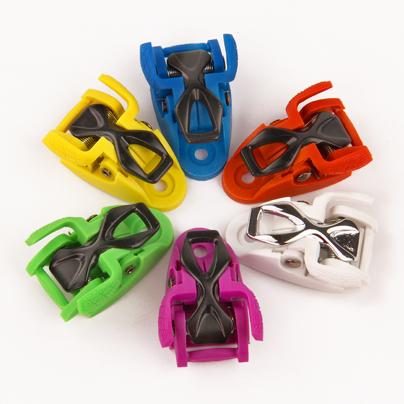 Free Shipping Roller Skates Buckle Speed Skate Buckle