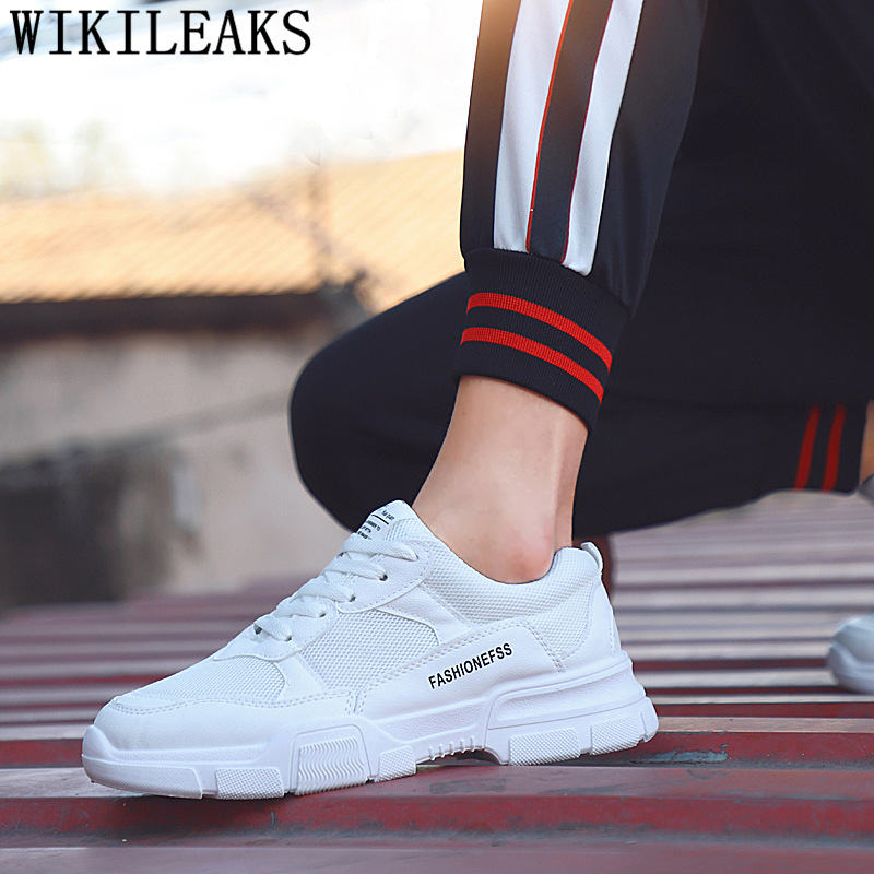 white mens summer shoes