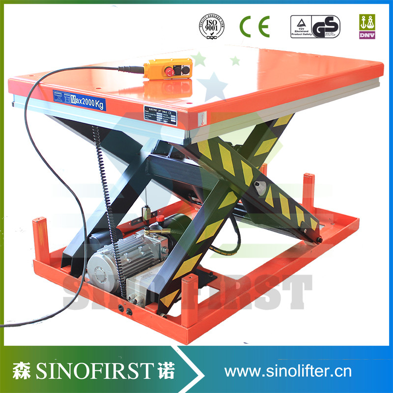Aliexpress Com Buy Pallet Lifter Scissor Lift Table