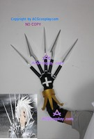 D.Gray man Allen Walker Crown Clown claw pvc made include glove cosplay prop
