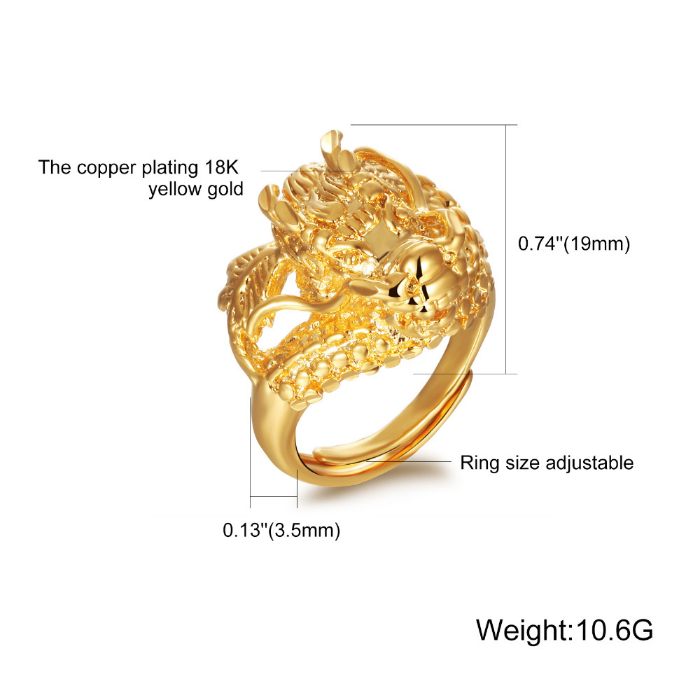 aliexpress : buy tengyi new animal jewelry classic yellow gold