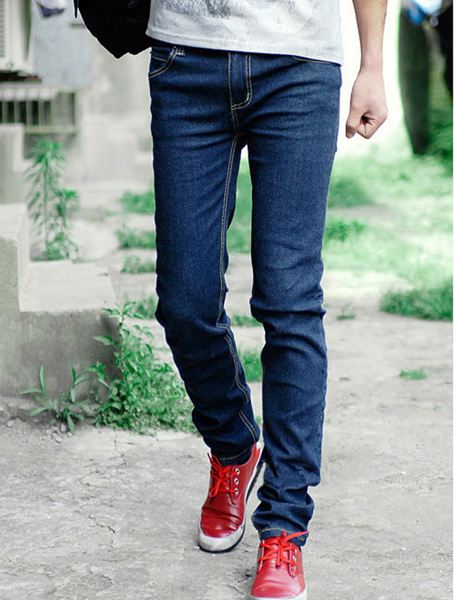 Popular Fitted Mens Jeans-Buy Cheap Fitted Mens Jeans lots from ...