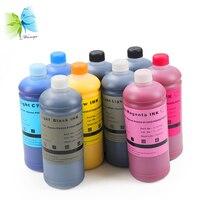 1000ml/bottle 9 Colors HD Pigment Ink For Epson Surecolor SC P6000 P8000 Printer