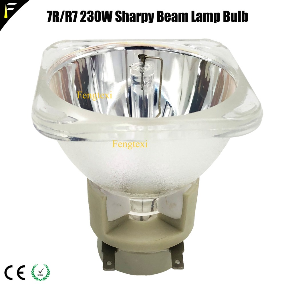 Stage Lighting Effect Stage Lamp Bulb 7r/r7 230w Sharpy Beam Mercury Lamp Replacement P-vip 230w E20.3 Easy Installed Ceramic Lamp For Moving Head 7r Elegant Shape