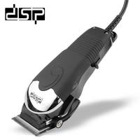 DSP Professional Electric Hair Clipper Titanium Steel Blade Hair Trimmer Barber Cutting Machine Hair Shaving Tool