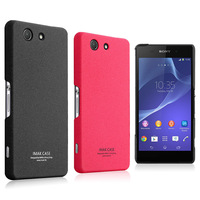 Original IMAK Ultra Thin Frosted Back Cover Case For Sony Xperia Z3 Compact Z3 Mini M55W
