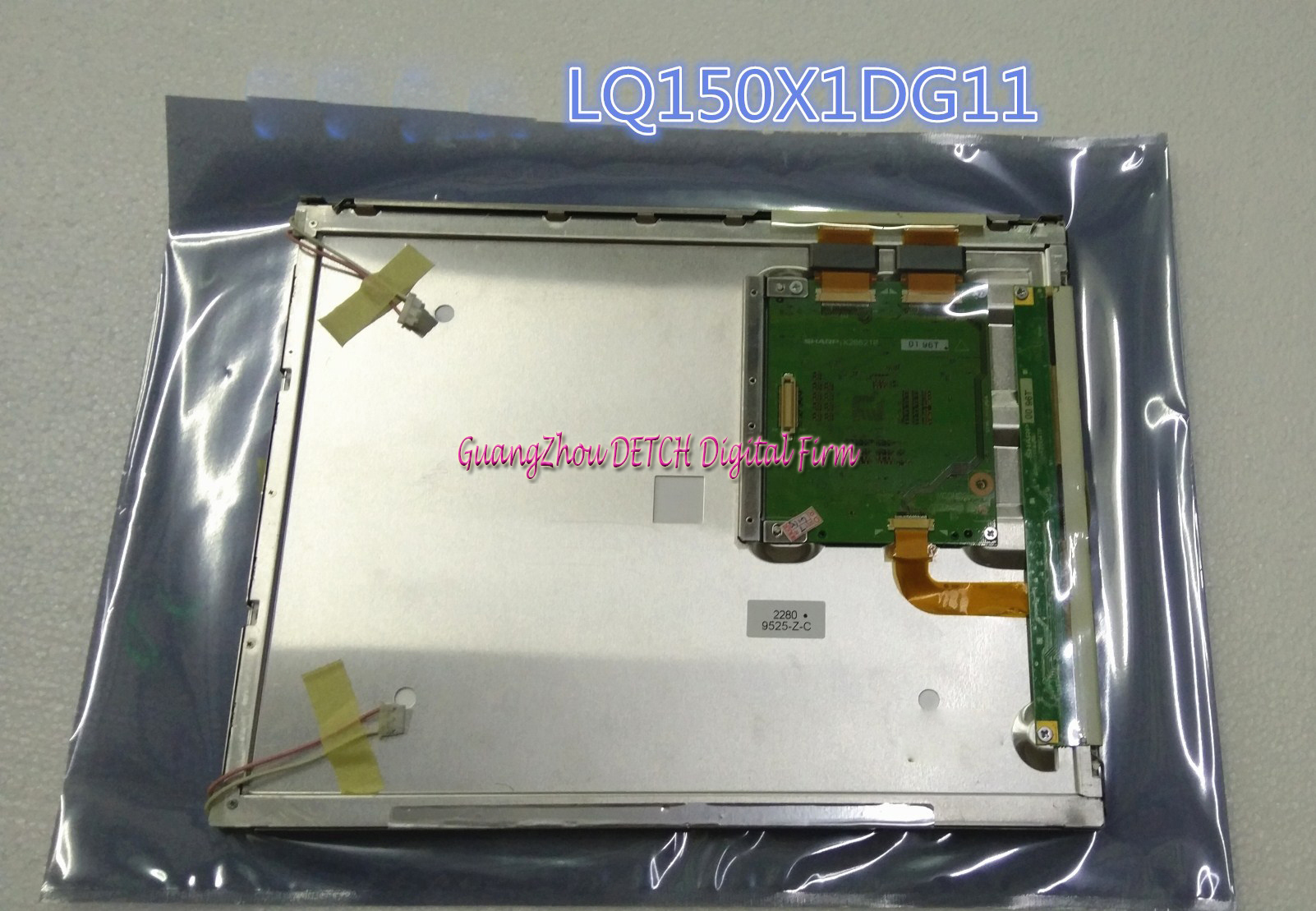 все цены на LQ150X1DG11 LQ150X1DG10 15 inch 1024*768 Industrial LCD Panel онлайн