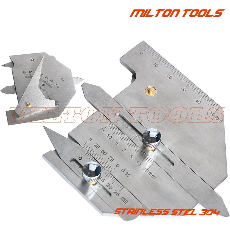 Сварка Манометр HJC60, инспекция сварки толщиномер 2 шт./лот