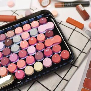 Image 3 - Youpin Lofree 무선 블루투스 기계식 키보드 블룸 버전 LED 백라이트가있는 매력적인 다채로운 립스틱 게임용 키보드