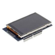 Оптовая торговля 1 шт. 2.8 Дюймов TFT ЖК-Дисплей Модуль С Сенсорным Экраном с Слот Для Arduino UNO
