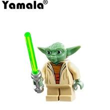 [Yamala]1PC Star Wars Kallus R5D4 Robot Count Dooku Darth Vader Darth Maul Building Blocks Toy Compatible LegoINGly Starwars