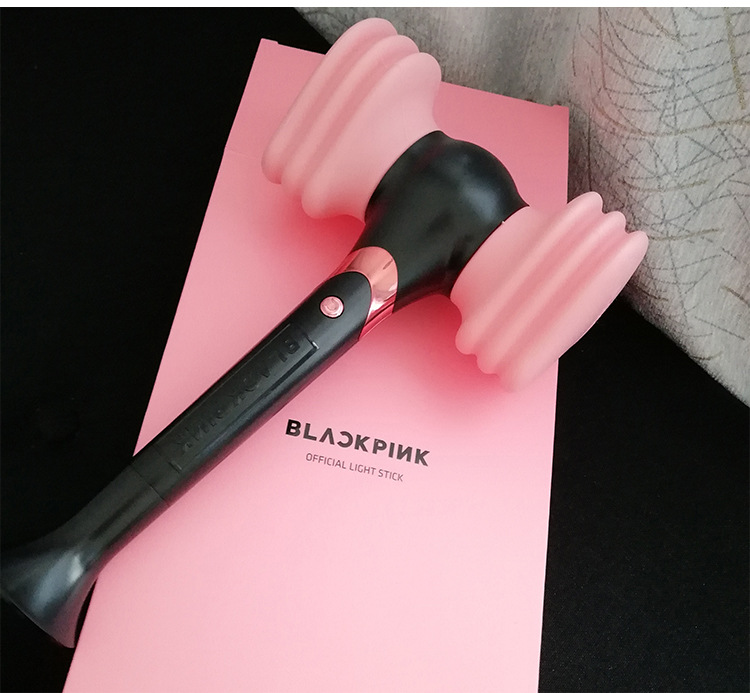 [MYKPOP]BLACKPINK Light Stick Fans Concert Supporting Lightstick KPOP Fan Gift Collection SA19060303