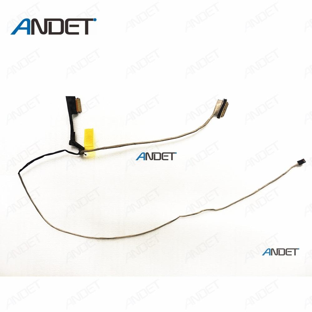 New Original Laptop LCD LVDS Cable For Lenovo Y520 R720 Y520-15 Y520-15IKB R720-15 DC02001WZ10 DC02001WZ00 EDP Cable