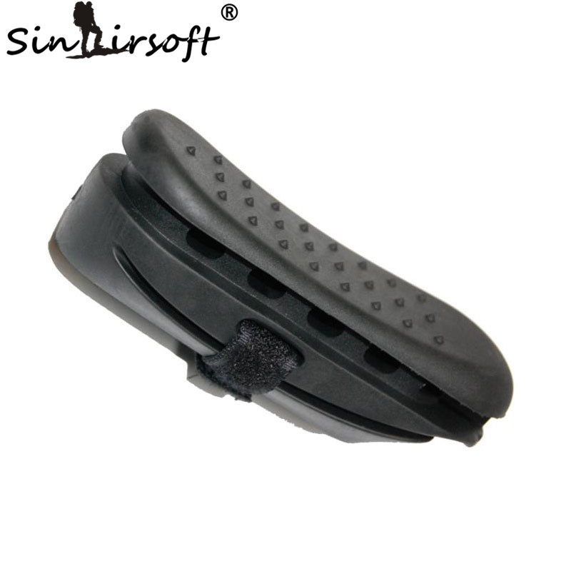 SINAIRSOFT Airsoft Sports Element OT0401 AK47 BUTT Stock Rubber Recoil Pad Paintball Hunting Accessories Black Dark Earth