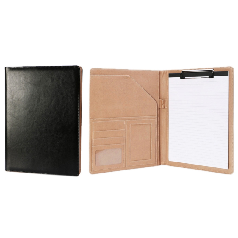 1pc Multi-functional A4 Leather Conference File Folder Document Manager Organizer A1pc Multi-functional A4 Leather Conference File Folder Document Manager Organizer A