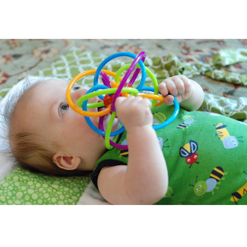 12 Months Baby Toys : מוצר months baby toy ball rattles develop
