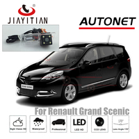 JIAYITIAN Car Rear Camera For Renault Grand Scenic 2009~2018/Parking backup Camera/4LEDS/Night Vision/CCD/License Plate camera