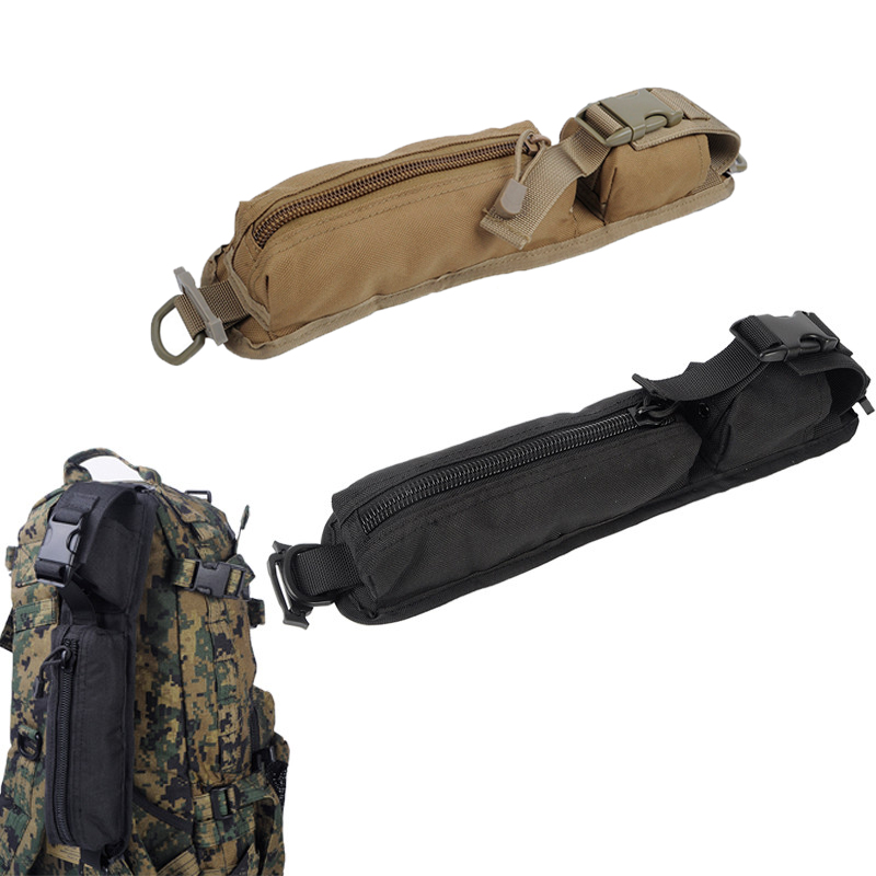 Tactical Military Molle Sundries Accessory Bags Medical First Aid Kit Backpack Shoulder Strap Pouch Outdoor EDC Tool Bag Belt