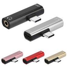 Тип C до 3,5 мм адаптер для наушников прочные аксессуары для телефонов Разъем Портативный практический преобразователь для наушников для Xiaomi huawei Nubia