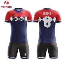 Дизайн на заказ сделать трикотажная футболка Джерси команда Джерси дизайн печати футбол рубашка производитель футбол Джерси