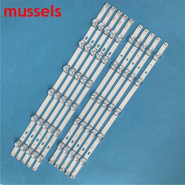 "LED Backlight strip For LG 55"" TV T550HVF04.2 NC550DUE VCCP1 55LB580V LC550DUE FG A1 A2 A3 A4 A5 A6 M1 M2 M3 M4 P1 P2 HC550DUN"