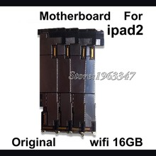 16GB 100% Original Motherboard For Ipad 2 Mainboard ,Unlocked WIFI Version Motherboard Logic Board Parts Replacement
