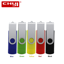 CHYI 5 Color OTG USB 2.0 Flash Drive 8/16/32/64GB Tablet Smartphone Memory USB Key Pen Drive Gift Gadget Double Plug USB Stick