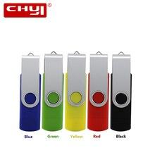 CHYI OTG USB2 0 Flash Drive Pendrive Memory Stick USB Stick 8GB 16GB 32GB 64GB Pen