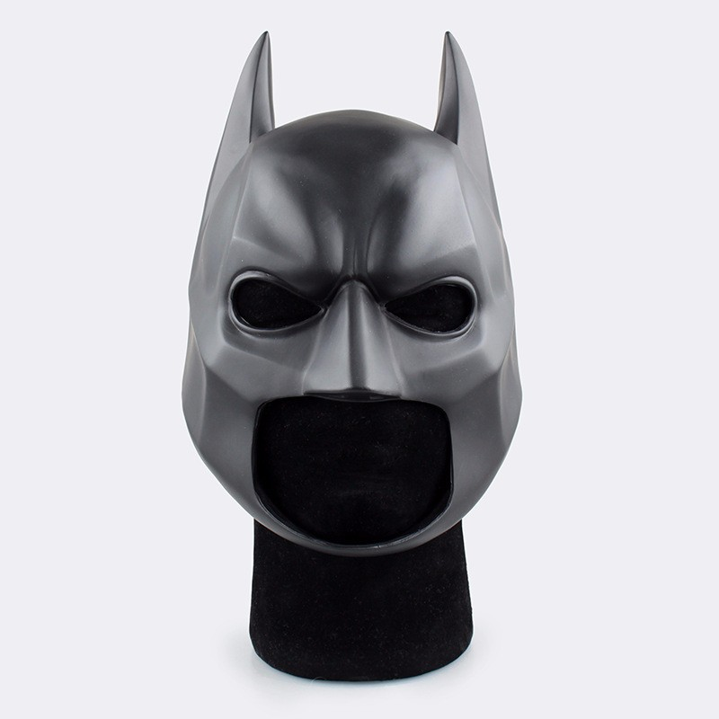 Huong Movie Figure The Dark Knight Batman Soft Helmet Cosplay Mask PVC Action Figure Toy Christmas Gift new hot christmas gift 21inch 52cm bearbrick be rbrick fashion toy pvc action figure collectible model toy decoration