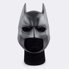 Film Figure Le Dark Knight Batman Souple Casque Cosplay Masque PVC Action Figure Jouet Cadeau De Noël