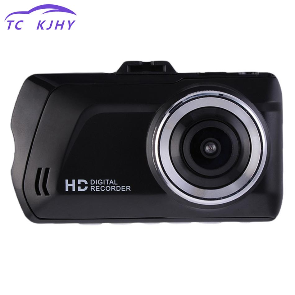 Night Vision Registrator Dash Cam Camera 3.0 Inch Car Dvr Camera 1080p Recorder 140 Degrees G-sensor Display Car-styling ...