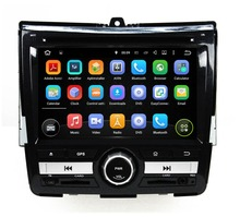 6.2 Inch Quad Core Android 5.1 Car Multimedia Player For Honda For CITY 2008-2011 Car DVD Player Free 8GB MAP Card Stereo