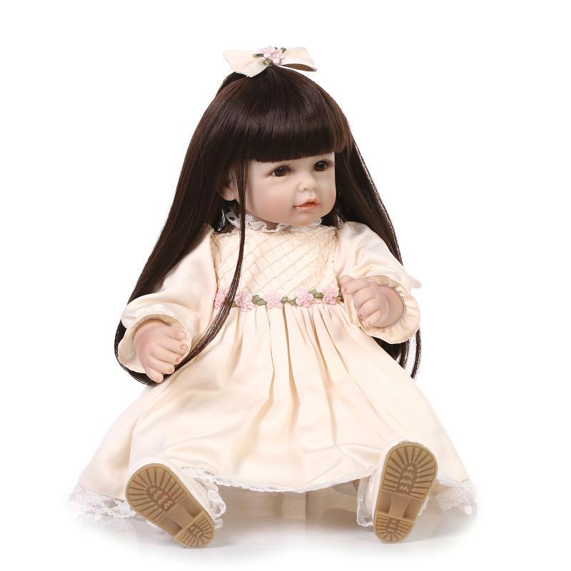 Новый Моделирование принцесса игрушки куклы для девочек модные ребенок может сидеть, стоять кукла реквизит мебели коллекционные куклы